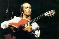 Flamenco Guitarist Paco de Lucia