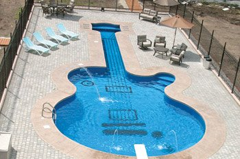 Gibson Les Paul Pool...Yes Please!!