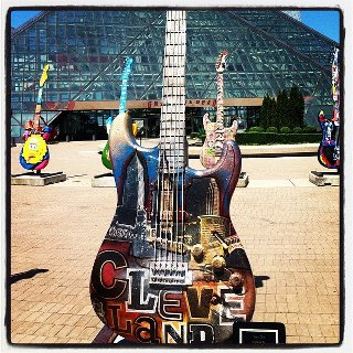 Rock N Roll Hall of Fame Guitarmania for United Way