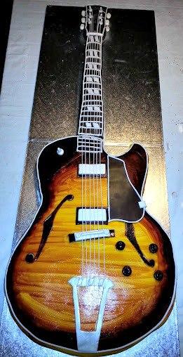 Gibson Cake