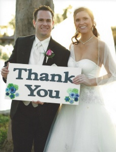 Great Wedding Idea!