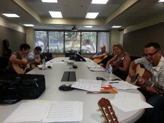 Advanced Guitar Class