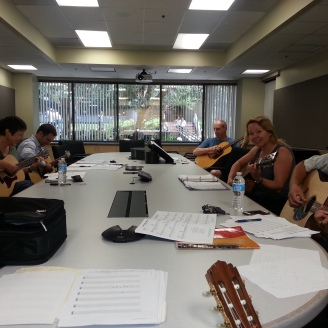 Advanced Guitar Class